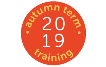 Autumn term 2019 training logo