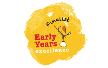 Early Years Finalist logo
