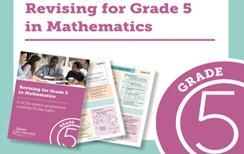 Revising for Grade 5 in mathematics thumbnail