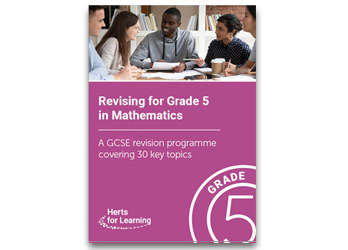 Revising for Grade 5 in Mathematics
