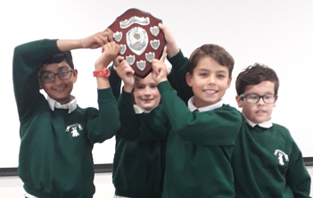 Hartsfield JMI Primary School, winners