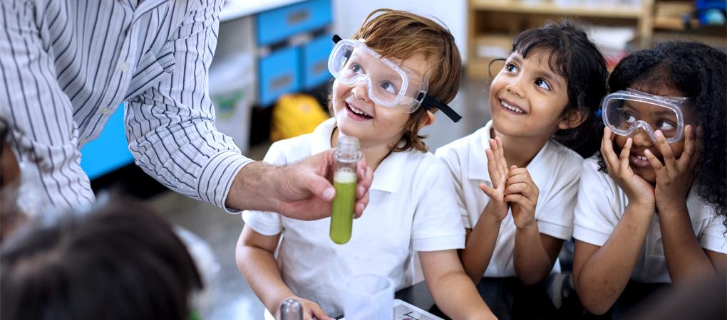 developing young scientists