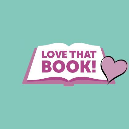 Love That Book logo