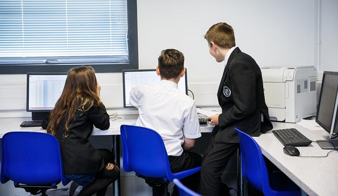 school ICT suite