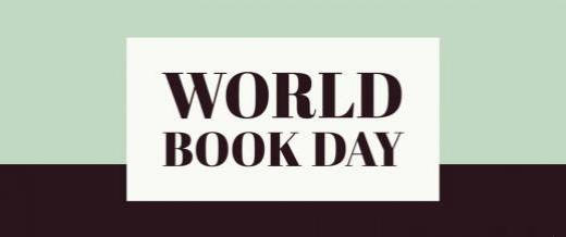 World book day graphic