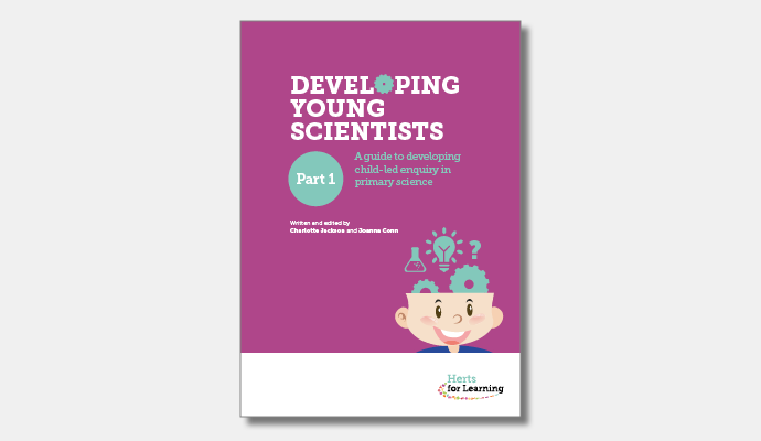 Developing young scientists - part 1