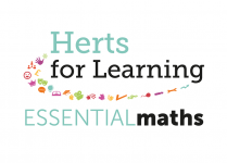 ESSENTIALmaths logo