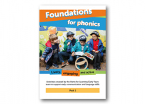 Foundations for phonics