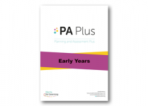 PA Plus - Early years
