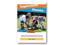 Supersonic Phonics