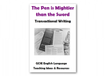 Transactional writing scheme