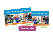 Places to play for 2 year olds audit and guidance bundle
