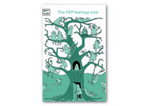 Parent2Parent feelings tree poster multipack