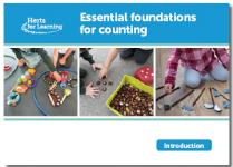 Essential foundations for counting