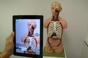 Image of augmented reality