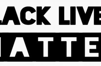 Black Lives Matter text